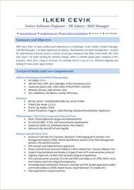 Sample Resume Of Software Developer by 13 Software Engineer Resume Samples Riez Sample Resumes Riez