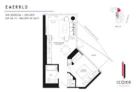 Metropolitan Condo Floor Plan Icona Condos By Gupta Group In Vaughan Condoweb