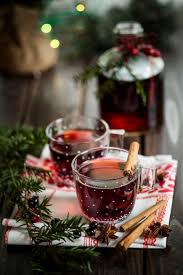 italian mulled wine a warming festive winter drink