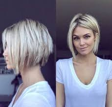 Kurzhaarfrisuren 2017 Blond Damen by Best 25 Kurzhaarfrisuren Frauen Ideas On Kurze