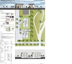 wettbewerbe architektur 3 architekten wettbewerbe wohnen am park