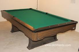 marble top fischer pool table dk billiards pool table sales