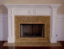 Southwestern Home Designs by Home Design Fireplace Tile Ideas Craftsman Southwestern Large