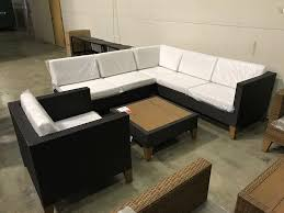 Patio Furniture Winnipeg by Discount Furniture Winnipeg Patio Sectionals With Table And Arm