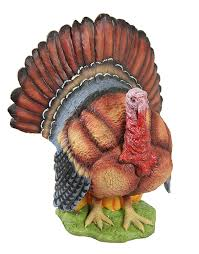 thanksgiving turkey decoration northlight autumn harvest thanksgiving turkey decoration with