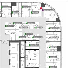 What Is The Floor Plan Office Mapping Your Business With An Interactive Office Floor Plan