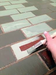 painting ceramic tile via green notebook home