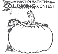 coloring contest pictures halloween divascuisine