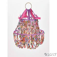 beaded chandelier kit