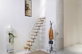 Contemporary Staircase Design Stylish Simple Stairs Design For Small House A Small Lake House