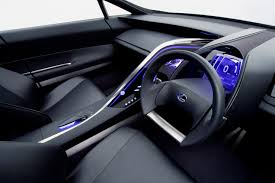 lexus lf lc concept interior lexus to show hybrid concept at australian international motor show