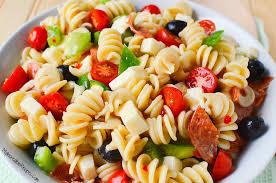 pasta slad italian pasta salad
