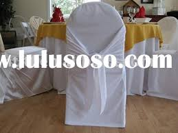Chair Seat Cover Polyester Wedding Chair Cover Polyester Wedding Chair Cover