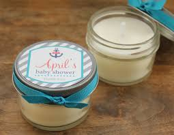 baby shower favors for less baby shower candle favors baby