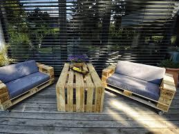 terrassenmöbel selber bauen loveer garten