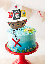 playful u0026 modern pirate birthday party ideas hostess with the