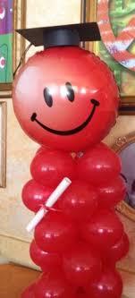 balloon arrangements for graduation graduation balloon decor graduation balloons graduation balloon