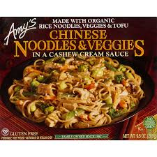 amy s kitchen coupons amy u0027s kitchen chinese noodles u0026 veggies in a cashew sauce 9 5 oz