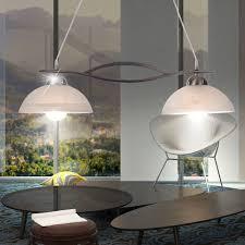 Lampe Wohnzimmer Esstisch 19 Watt Led Decken Pendel Leuchte Hänge Lampe Alabasterglas Weiß