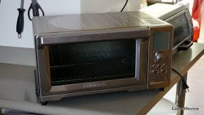 Small Toaster Oven Reviews Cuisinart Tob 260n1 Toaster Oven Review