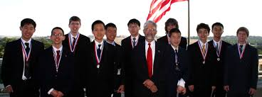 2010 high mathematics olympians honored in washington