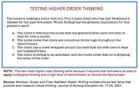 writing good multiple choice test questions center for teaching