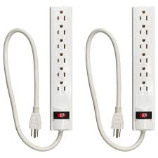 koppla 6 outlet power strip with switch ikea