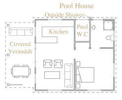 pool house plans with bathroom prefab pool house with bathroom homefield