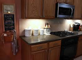 Under Cabinet Lighting In Kitchen by Crafty In Crosby Easy Under Cabinet Lighting And A Secret On Off