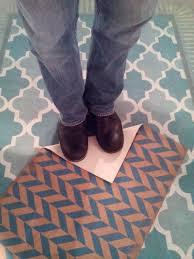 flooring spicher and co vintage vinyl floorcloths at