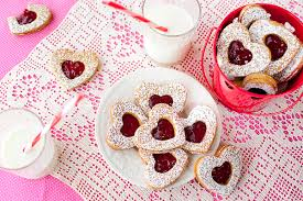 valentines cookies whole wheat sandwich cookies richly