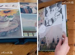 Personalized Wedding Album Magazine Style Wedding Album Dreams Come True Wedding Album