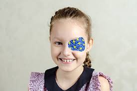Color Blindness In Child Amblyopia Or Lazy Eye Allaboutvision Com