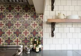 Design Trends Fall In Love With Square Tile Fireclay Tile - Square tile backsplash