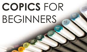 copics for beginners what copics to start with where to buy them