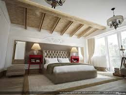 bedroom ideas rustic chairs wood bed frame decor furniture modern