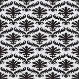 Western Drapery Wrapping Floral Foliage Damask Seamless Wallpaper For Website