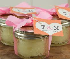 ideas for bridal shower favors exlary jars bridal shower favors to make free image for
