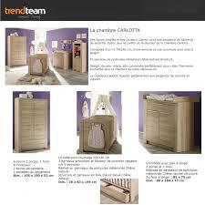 chambre bébé surface carlotta chambre bébé complète 3 pièces lit 70x140 cm armoire