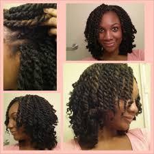 marley hair styling ideas havana marley twist using crochet method naturalhairfanatic