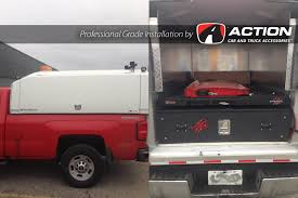 strobe light installation truck check out this chev upfitted with a spacekap complete with a bed