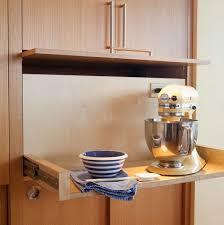 kitchen appliance storage ideas backyard storage units sears small appliances creative small