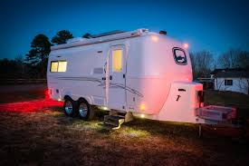 compare escape airstream and oliver travel trailers