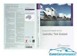 2012 maps mercedes c class w204 sls map dvd ntg 4 amg australia nz