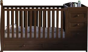 Crib Converts To Bed by Viv Rae Shiloh 2 In 1 Convertible Crib And Changer U0026 Reviews