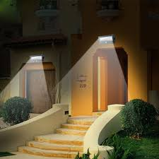 solar outdoor house lights cool outdoor flood lights awesome house lighting