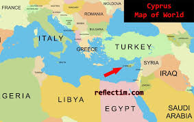 map of cyprus map of cyprus travel