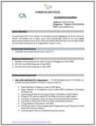 The Standard Resume Format For by Awesome Standard Resume Format For Accountant 45 On Resume Sample