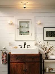 farmhouse bathrooms ideas bathroom farmhouse bathroom with antique dresser 20 cozy and