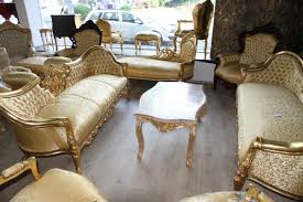 Wohnzimmer Couch G Stig Barock Möbel Günstig